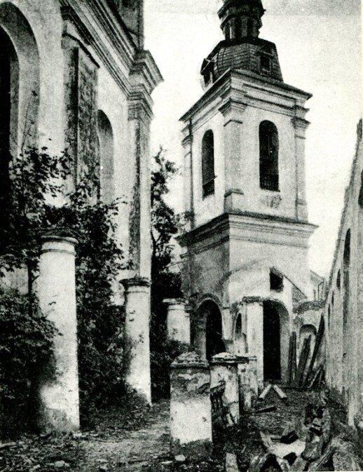 Procesijų galerija XX a. pradžioje