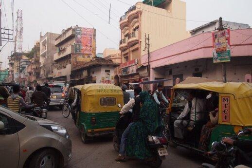 Gatvės vaizdas