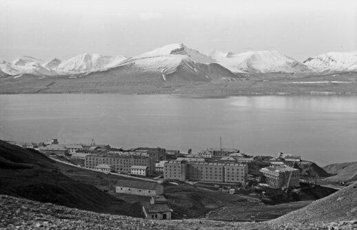 Barentsburgas