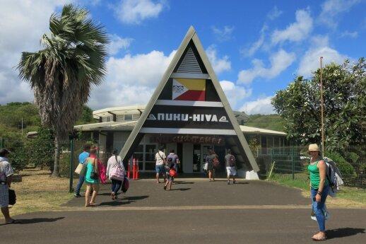 Nuku Hiva oro uostas