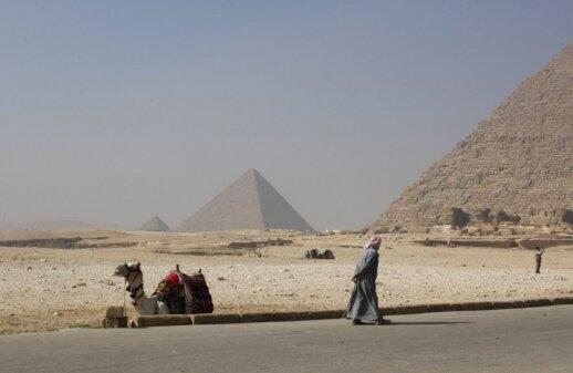 Egiptas, piramidė