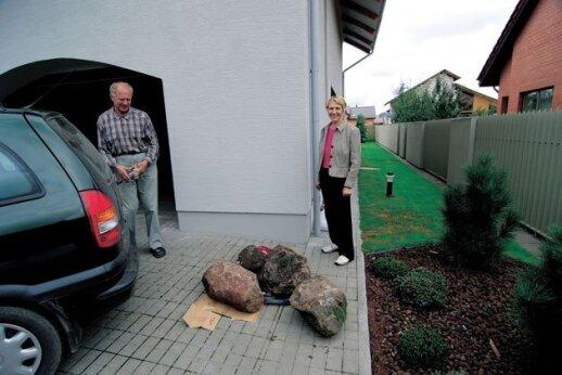 Krepšininko tėvai Mečislovas ir Antanina Ilgauskai 2009-aisiais
