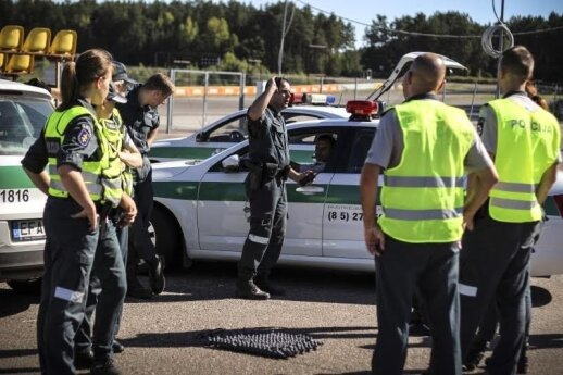 Šalį sukrėtusių įvykių pamokos: kaip iš tiesų rengiami Lietuvos policininkai