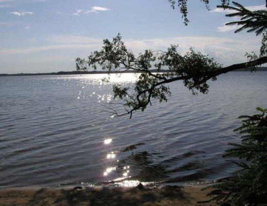 Kertuojų ežeras/ (CC-SA/ Gedimino Kulikausko nuotr.)
