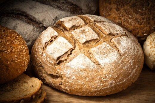 Patartina dažniau rinktis viso grūdo duoną