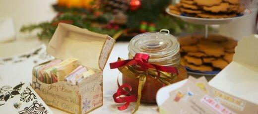 Kalėdų dovanos su Sigute