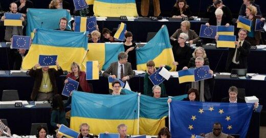 Starsbūre – nedviprasmiška parama Ukrainai
