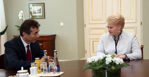 D. Grybauskaitė: Europinė Gruzijos ateitis priklauso nuo demokratinės pažangos