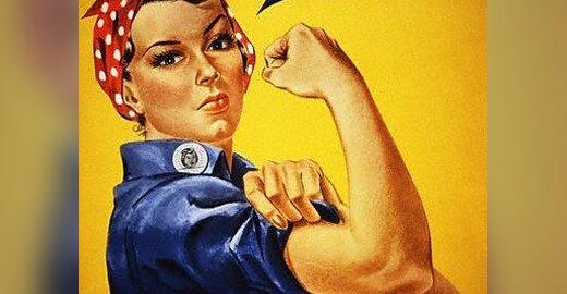 Ar politikoje yra vietos moteriškumui?
