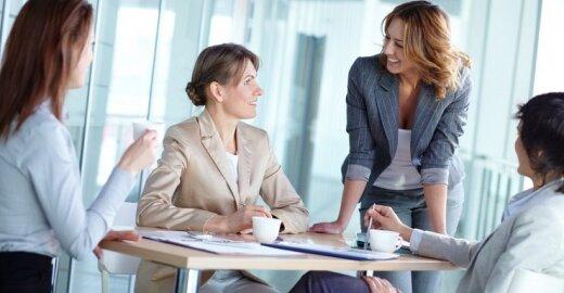Vokietija atveria moterims galimybes versle