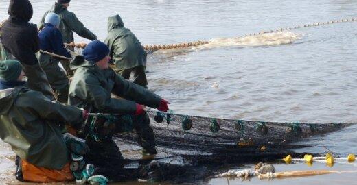 Žvejai verslininkai nori toliau tęsti savo veiklą