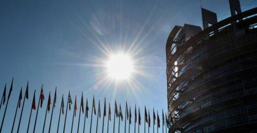 Europos Parlamentas, Strasbūras
