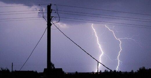 Kaip apsisaugoti nuo žaibo?