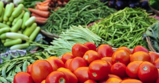 Lietuva, palyginus su kitomis valstybėmis, yra gausi savo maisto produktų ištekliais, todėl daugelį daržovių ar vaisių galime užsiauginti patys.