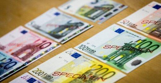 Paskelbė nuosprendį dėl euro įvedimo Lietuvoje