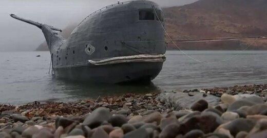 Laivas-banginis