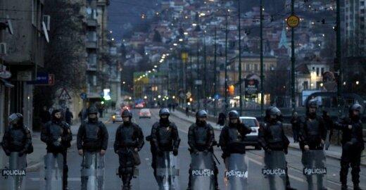 Protestai Bosnijoje ir Hercegovinoje