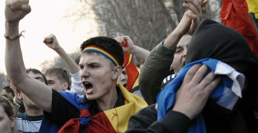 Moldovos piliečiai