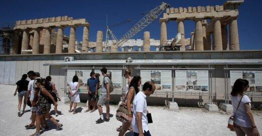 EP narių delegacija atidėjo vizitą į pirmininkaujančią Graikiją