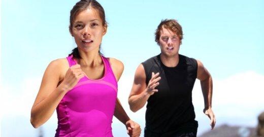 Europoje žmonės sportuos daugiau