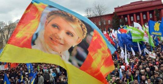J. Tymošenko skelbia bado akciją