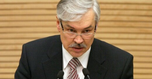 EP skyrė paramą Lietuvai, Z.Balčytis mano, kad prašyta per mažai