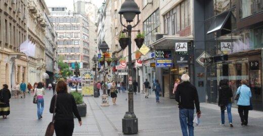 ES nutarė išnagrinėti Serbijos narystės Bendrijoje galimybes