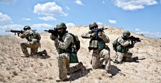 Mažoms įmonėms šviečiasi karinė pramonė