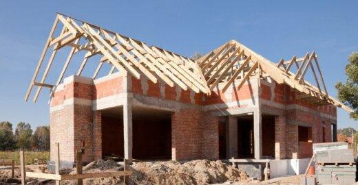 namo statybos