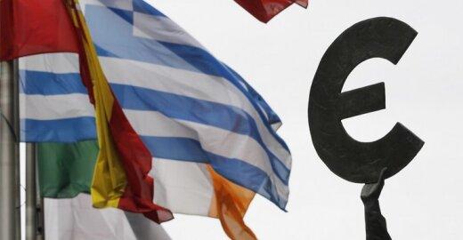Euro zonos ekonomikos augimas rugpjūtį įgauna pagreitį