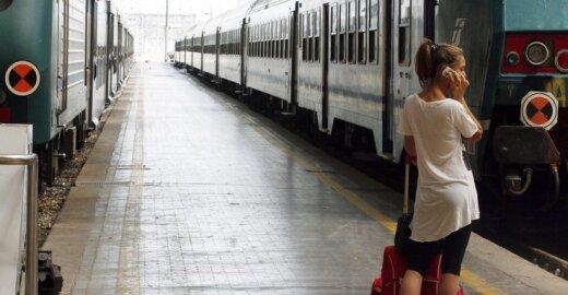 Italijos traukinių stotis