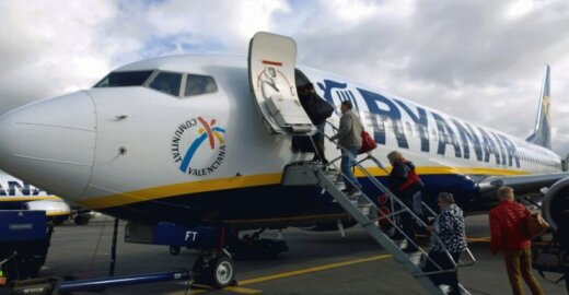 """""""Ryanair"""" lietuviai"""