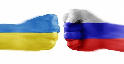 """Rusija """"subtiliai"""" pagrasino Ukrainai"""