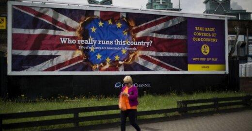 Nepriklausomybės partijos rinkiminis plakatas
