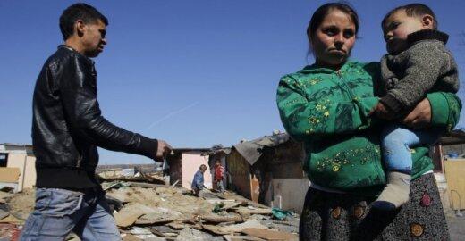 Kodėl romų žudynių aukos nesulaukia pagalbos?