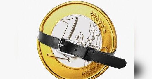 Euro zonoje vėl jaučiama įtampa dėl ES bankų problemų