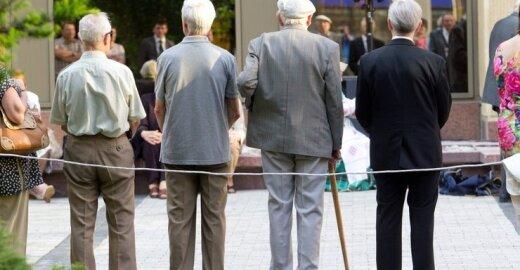 Sidabrinė ekonomika: ar seneliai išgelbės Europą?
