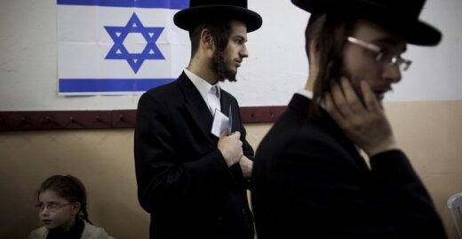 Shalom, naujoji politika, (bet ar shalom, pokyčiai?)