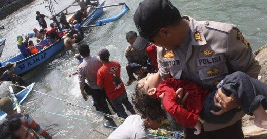Pabėgėlių drama prie Italijos krantų paskatino ES imtis veiksmų