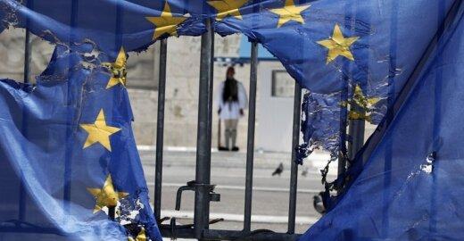 ES griūtis ir nacionalizmo atsinaujinimas – tik fantazija?