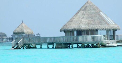 Į Maldyvus! Per kelionių agentūrą ar patiems?
