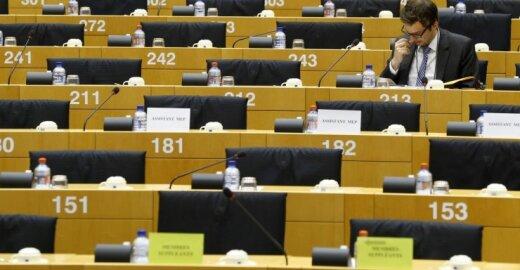 Kodėl euroskeptikai nori į Europos Parlamentą?