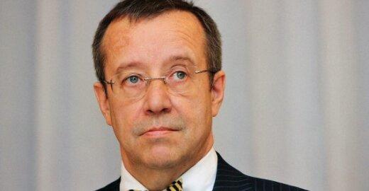 Estijos prezidentas: ES ir Rusija turi sudaryti naują sutartį