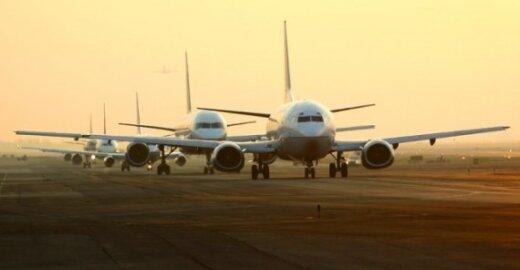 EK už kartelį milijoninėmis baudomis nubaudė didžiausias oro bendroves