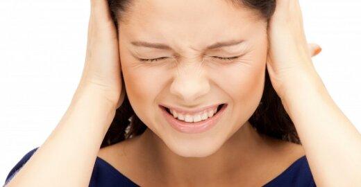 Kaip ausis atbuko ekonominių naujienų keliamam triukšmui