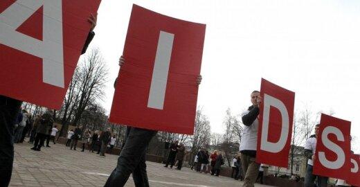 Kodėl Lietuvoje daugėja mirčių nuo AIDS atvejų?
