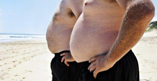 Pavojaus signalas: virstame nutukėlių tauta