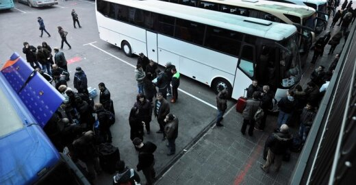 Briuselis ir Londonas skaičiuoja reisus iš Sofijos ir Bukarešto