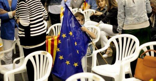 ES vis daugiau šalių įsitraukia į Europarlamento rinkimus
