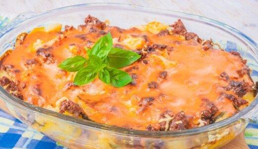 Bulvių ir mėsos apkepas